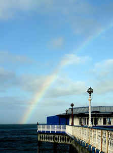 Rainbow - Llandudno Pier - October 2009 048 SM