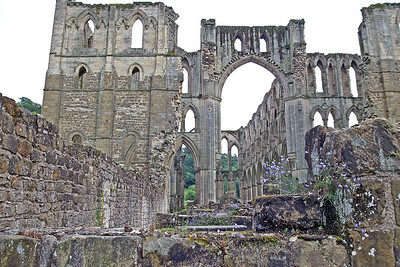 Picture 211 Rievaulx Abbey, August 2002 SM