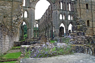 Picture 215 Rievaulx Abbey, August 2002 SM