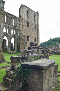 Picture 216 Rievaulx Abbey, August 2002 SM