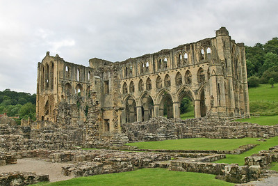 Picture 197 Rievaulx Abbey, August 2002 SM
