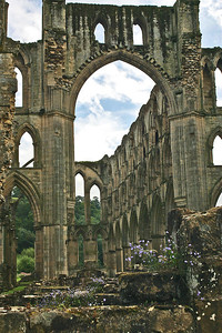 Picture 206 Rievaulx Abbey, August 2002 SM