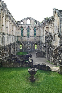 Picture 224 Rievaulx Abbey, August 2002 SM