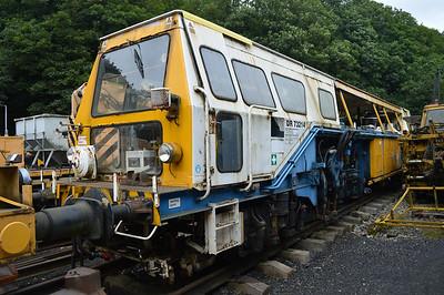 OTP Tamper DR73214 at Newbridge P-Way Depot.
