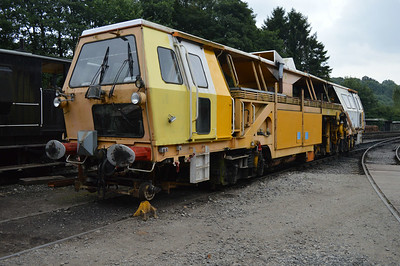 OTP Tamper DR73250 at Newbridge P-Way Depot.