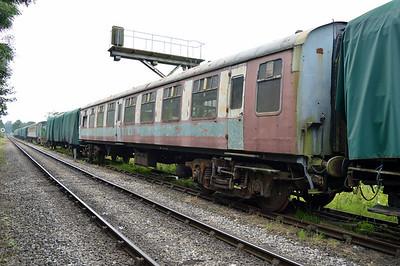 UID MK1 at the siding between Pickering and Newbridge Yd.
