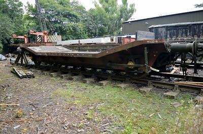 15t 4w Lowmac KDB905100 at Newbridge P-Way Depot.