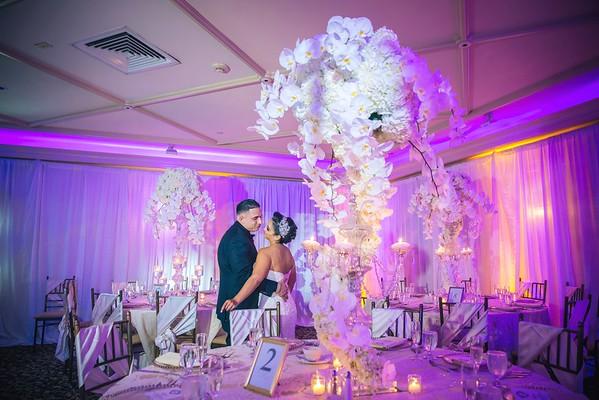 North ritz anthony wedding