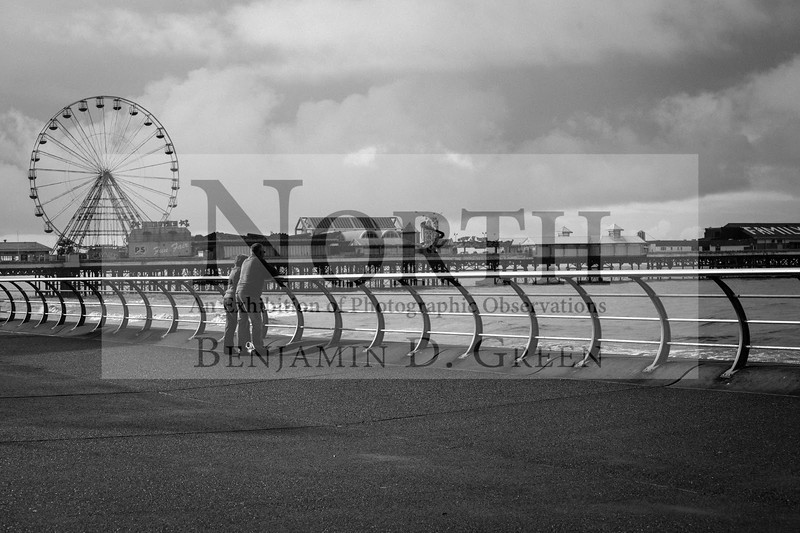 "'Untitled - Blackpool'<br /> 12""x8"" Print (& Protective Frame) £15 <br /> All enquiries, please use contact link above."