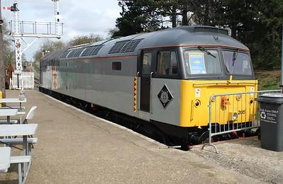 Class 47_47205   14/04/12
