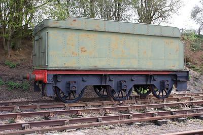 Unknown 6w Steam Tender   14/04/12