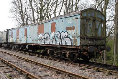 94062 at Northampton and Lamport Railway 14/04/12