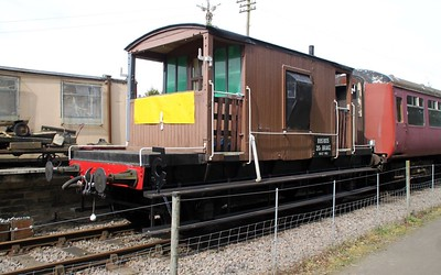 B951805 at Northampton and Lamport Railway 14/04/12