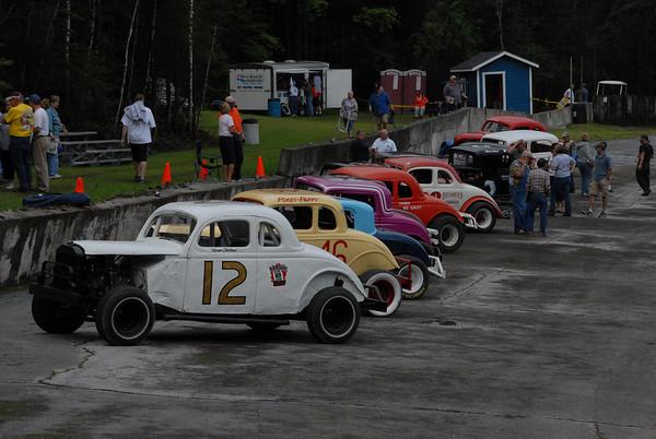 Northeastern Speedway 50th anniversary