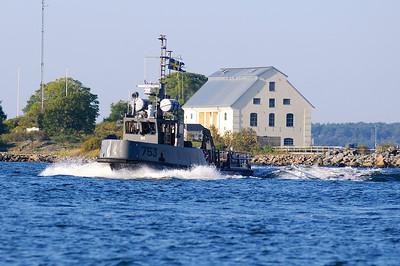 HMS RAN 753, L x B: 19 m X 6 m
