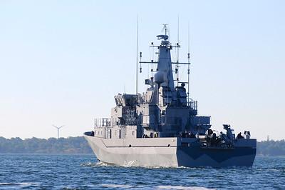 HMS Vinga M75, Minröjningsfartyg