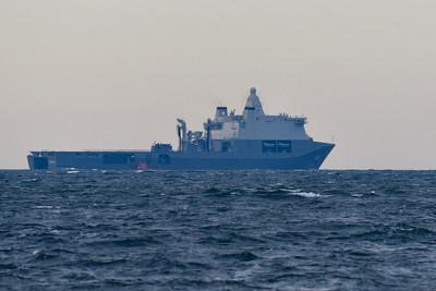HNLMS Karel Doorman A833 - Nederländerna & Tyskland