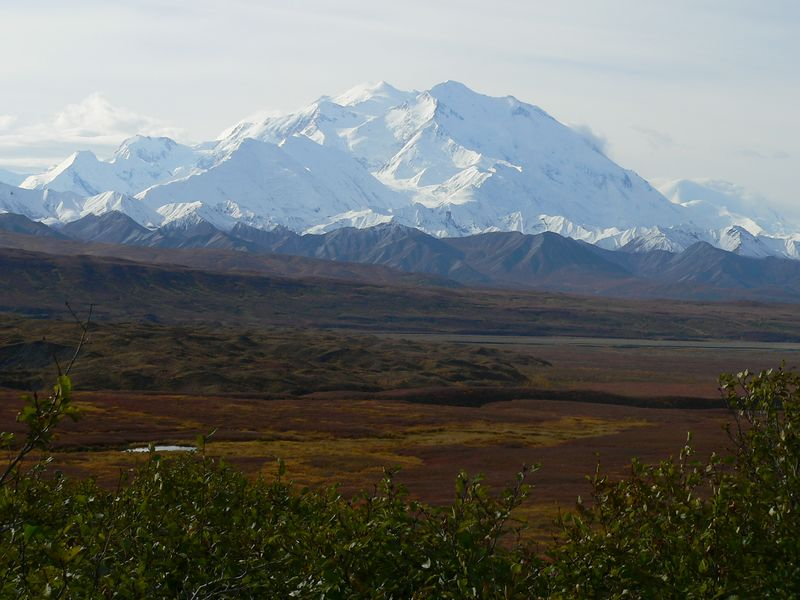 Denali's Northern Exposure