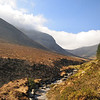 Glen River valley, Mourne Mountains.