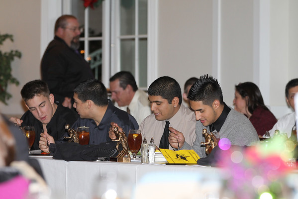 Northglenn Football Banquet and Awards Ceremony
