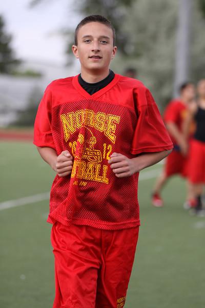 Northglenn's Freshman Practice May 31, 2012