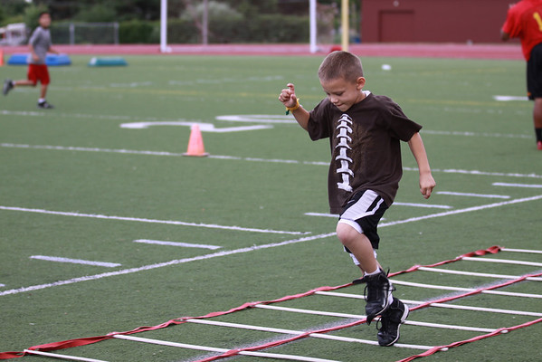 Northglenn's YOUTH Football Camp July 27, 2011