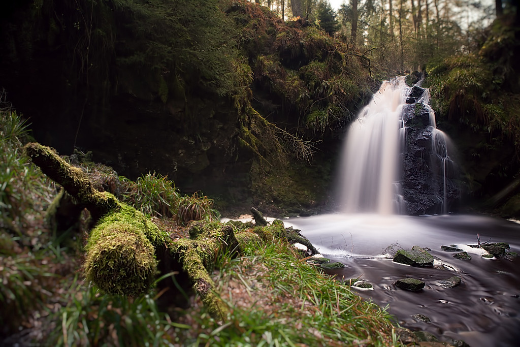 Focal falls