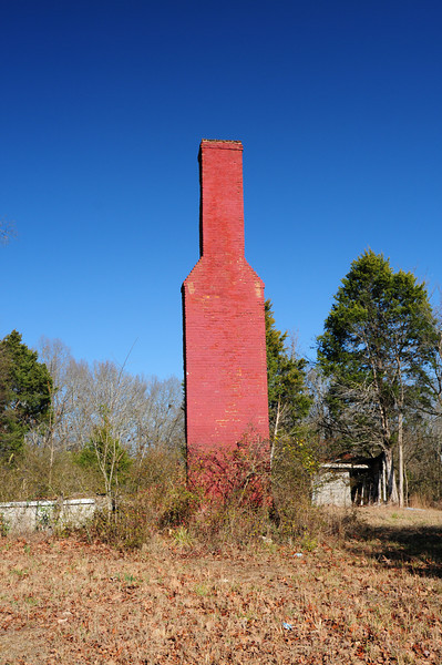 The Lonely Chimney