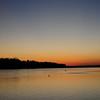 "Sunset over Florence!  I'm calling this shot ""Auburn Sky""."