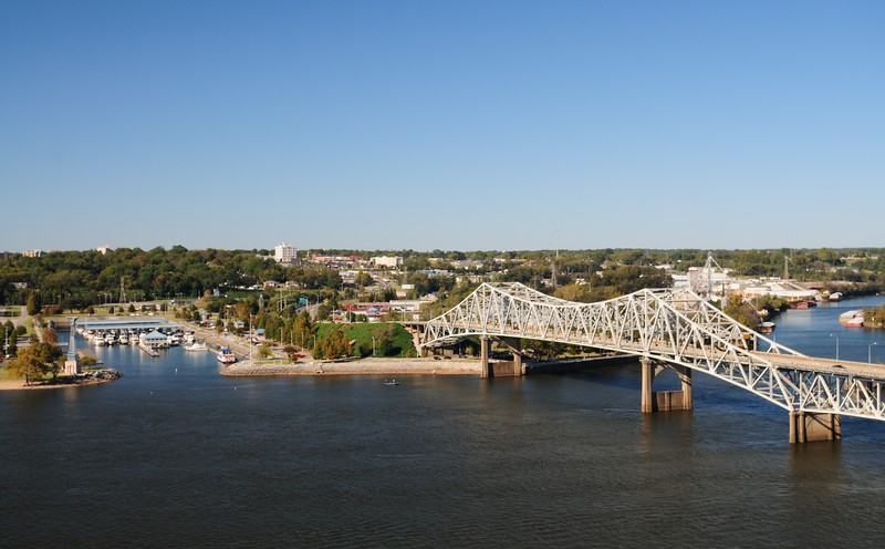 And the last but not least the postcard shot of Florence and the Tennessee River!