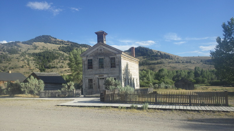 Bannack Ghost Town State Park