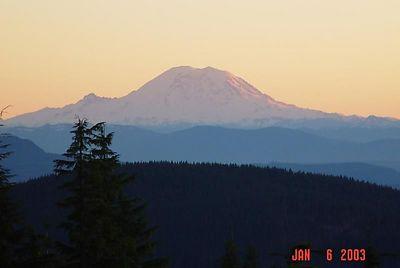 Northwest views and sun sets