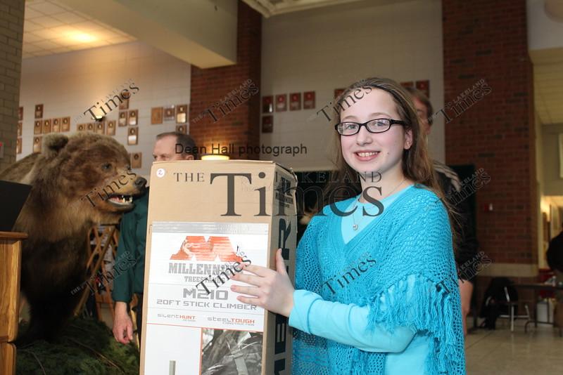 Northwoods Youth Deer Hunt Challenge 2012