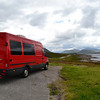 Between Inverness and Ullapool