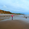 Beach at St.Bees Cumbria