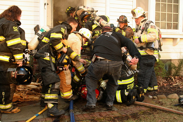 Norwood House FIre 785.     Blanche 11/30/13