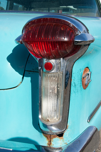 "Tail lights ""in the day"""