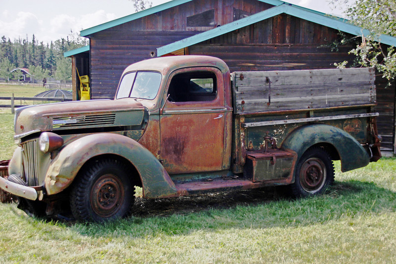 Yukon Truck