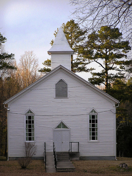 Old Church in Boydton