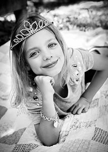 Princess Jaz bw (1 of 1)