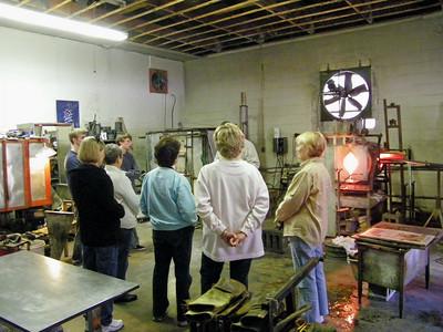 Nov 2010 Glass Blowing