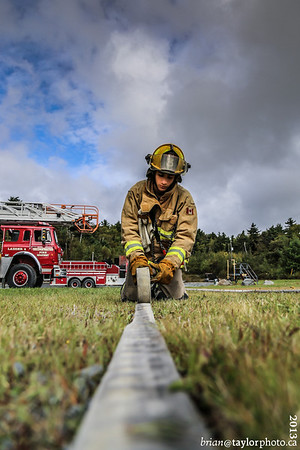 Nova Scotia Fire Fighters School Pre-Employment Class 22
