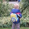 Eli 1st day of to school