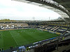 Interior of KC Stadium, Hull