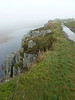 Hadrian's Wall on Sunday 25th November 2012