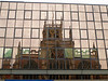 Hull - reflection of main church