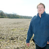 Don Knight/The Herald Bulletin<br /> Paul Stiers lives next to the Mallard Lake Landfill. In September Bex Farms, Inc. purchased the 254-acre Mallard Lake property for $1,125,000.