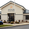 Star Financial Bank at 1503 E. 53rd Street was robbed Tuesday morning.