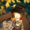 Lainie Moore out enjoying the fall weather at Shadyside Park<br /> <br /> Photographer's Name: Morgan Elbert<br /> Photographer's City and State: Alexandria, Ind.