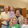 Nana, Papa and the girls